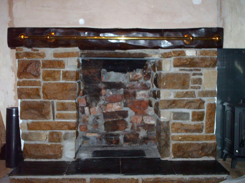 Aga Little Wenlock Stove Installation