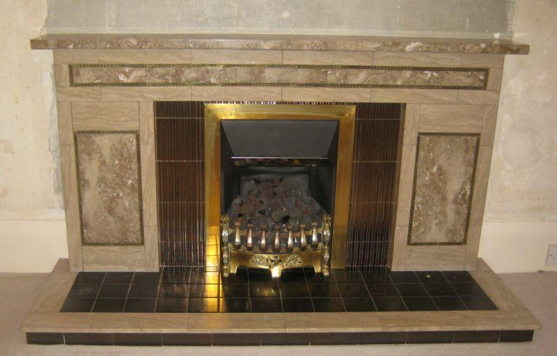 gas fireplace fan problems