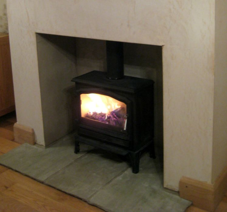 Esse 100SE With False Chimney Breast