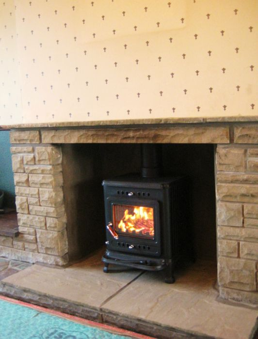 Evergreen Stove