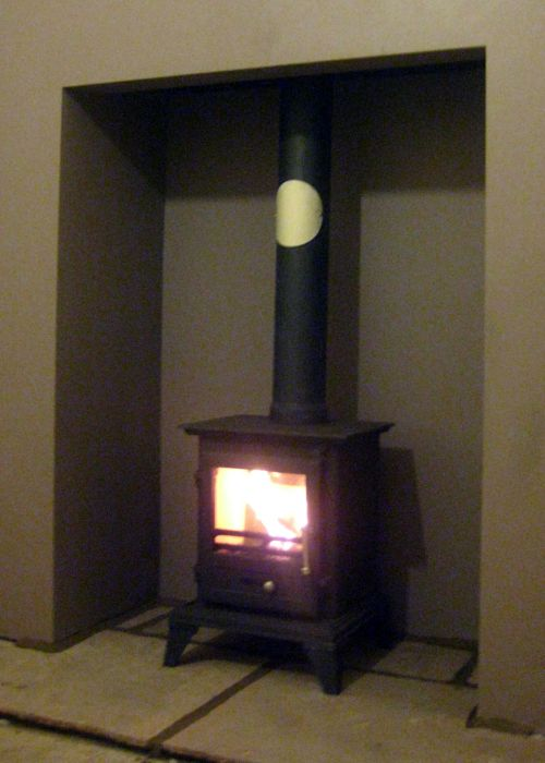 Selection of 5KW Firefox Stoves