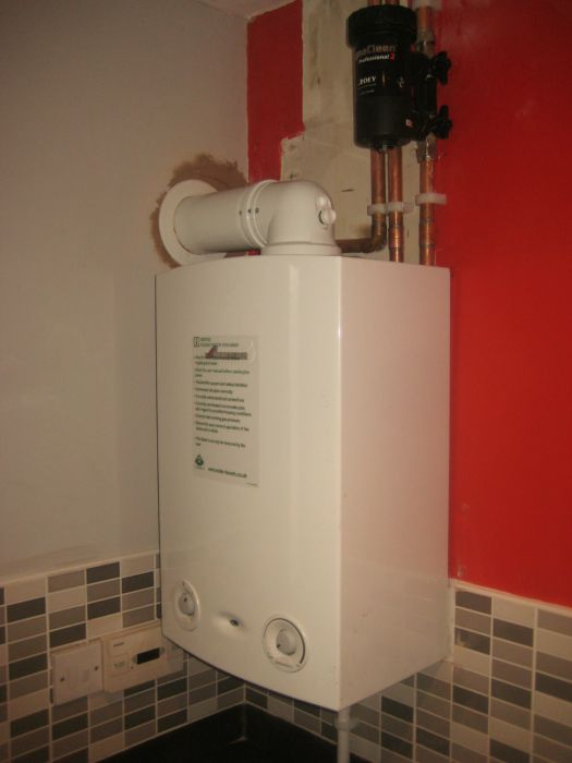 Small Selection Of Gas Boilers